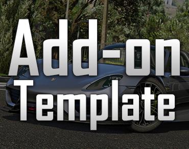 Add-on Fahrzeuge