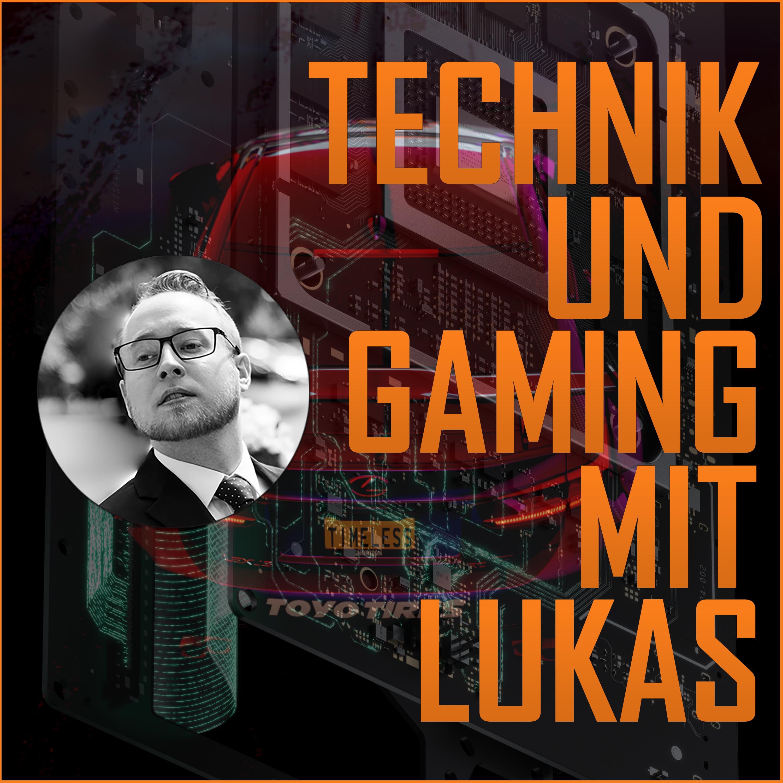 Technik und Gaming mit Lukas
