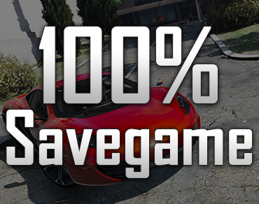 100% Savegame